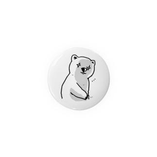 企むクマ Badges