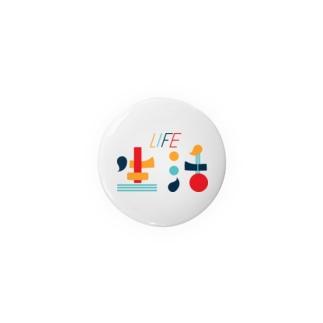 生活の色 Badges