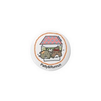 モルモット&ステップレミング💟 Badges
