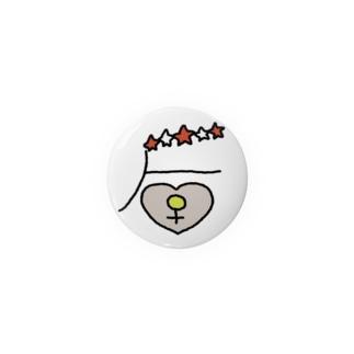 03 the empress Badges