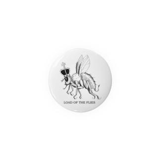 蠅の王 Badges