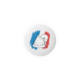 ひょこりビション 夏 Badges