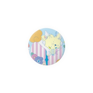 kitsune Badges