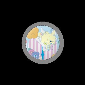 安岡亜蘭のkitsune Badges