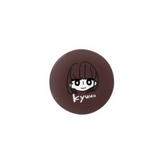 kyuuu缶 Badges