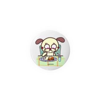 ミカちゃん💛カレーライス Badges