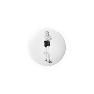 中村香月のthinking Badges