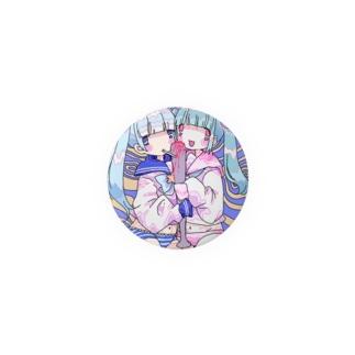 でんぱ~☆撲殺chang Badges