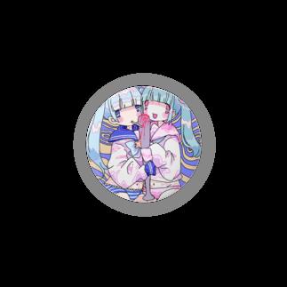 つよきで!(笑)秋葉原本部のでんぱ~☆撲殺chang Badges