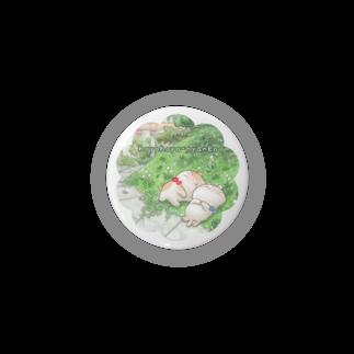 のらんちの水路の公園 Badges