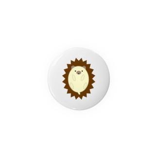 ハリネズミ-1 Badges