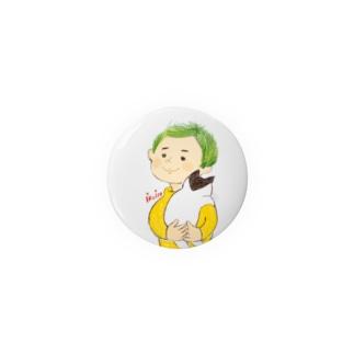わたしと猫 Badges