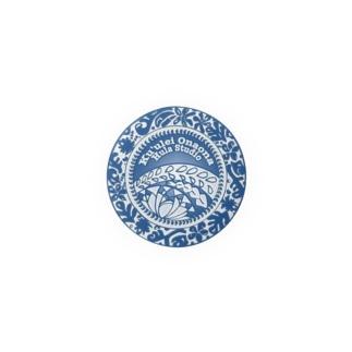クレオナロゴ ブルー Badges