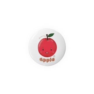アップルりんご Badges