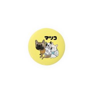 マツコちゃん☆バッジ Badges