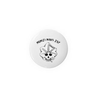 Momij Man's Joy Badges