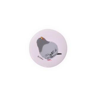 CHIIIのふとっちょハト Badges