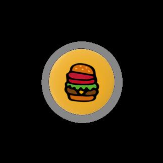 FUKUFUKU=:DESIGNのびみはんばーがー Badges