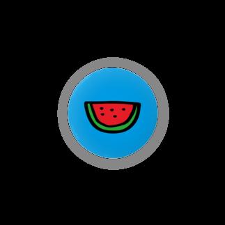 FUKUFUKU=:DESIGNのあのなつのすいか Badges