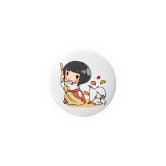 巫女さんコンさん Badges