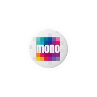MONOロゴグッズ Badges