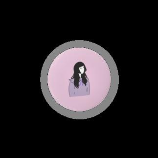 wasabishiiiiの似顔絵 Badges