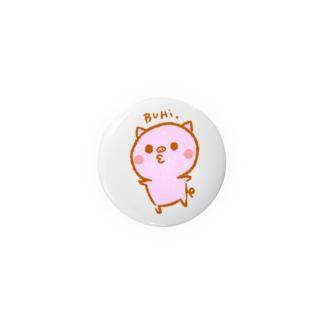 ぶた Badges