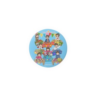 Let's play store! Tin Badge