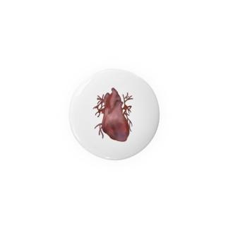 健康な心臓 Badges