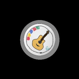 たやまあすか@シンガーソングライターのタルトさん 白 Badges