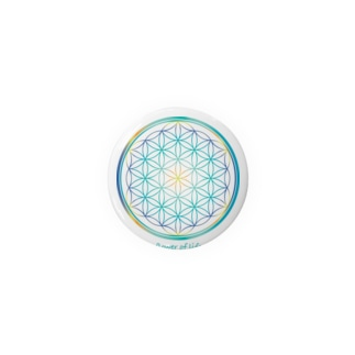 flower of life mix A Badges