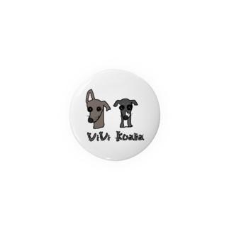 vivikoaraさま2 Badges