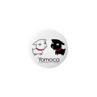 Yomoca (よもか) Badges