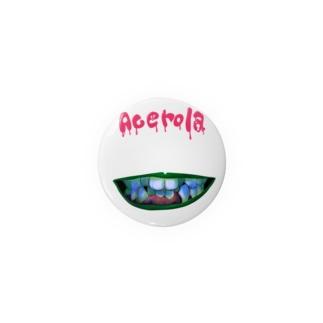アセロラ Badges