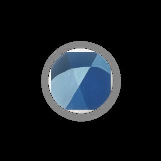 hentouの青 Badges