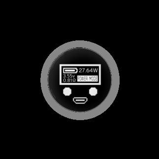 ぎあひどうのコンソール44㎜ Badges