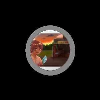 べるしょっぷの少年と夏 Badges