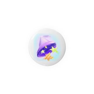 魔法の帽子 Badges