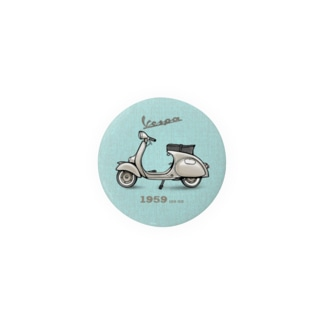 Vespa_1959 Badges