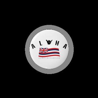 HSC ハワイスタイルクラブのAloha Flag Badges