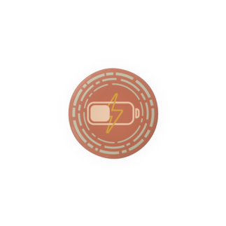 damiの低電力モード 44mm Badges