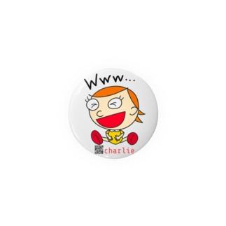 charlolのwww charlie QR Badges