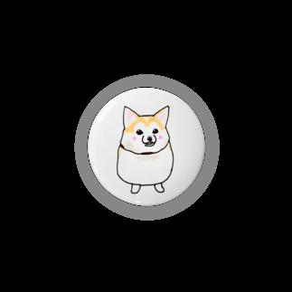 塩田加工の富士額雑種 Badges