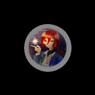 猫村さん🌿のまほうつかいさん Badges