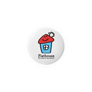 Flathouse/フラットハウスくん Badges