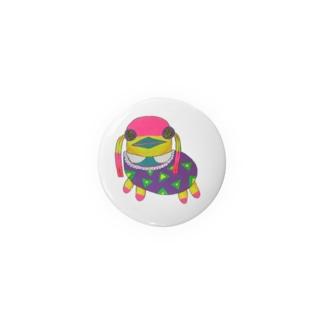 トリピョ星人缶バッジ Badges