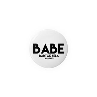 バルトーク(BABE) Badges