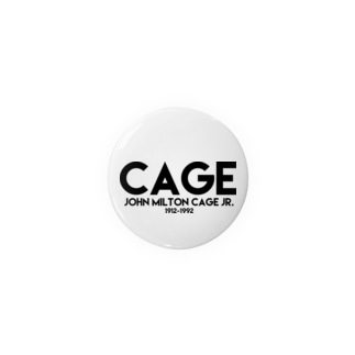 Extreme Shopのジョン・ケージ(CAGE) Badges
