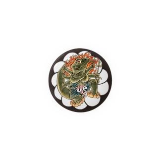 軍荼利サバンナ明王 Badges
