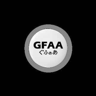 BE UPWARDのGFAA Badges